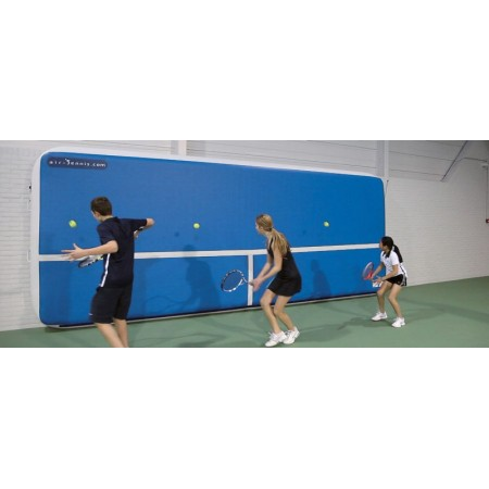 Air Tennis Practice Wall Set 600 x 180cm